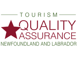 Tourism Quality Assurance Newfoundland and Labrador logo