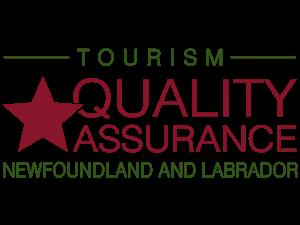 Tourism Quality Assurance Newfoundland and Labrador logo
