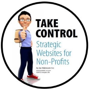 Strategic Websites for Non-Profits E-Book