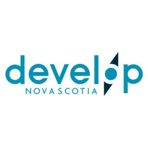 Develop Nova Scotia Logo